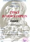 Český junior Šampion