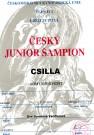 Český junior Champion